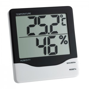 tfa digital thermo hygrometer 30 5002 momentous. Black Bedroom Furniture Sets. Home Design Ideas