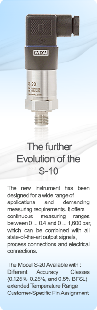 The future evolution of the S-10