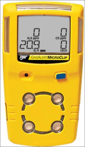 Single/Multiple Gas Detector